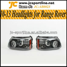 2010-2013 Sport Style Front Hid Headlights Lamps for RRS R ange Rover