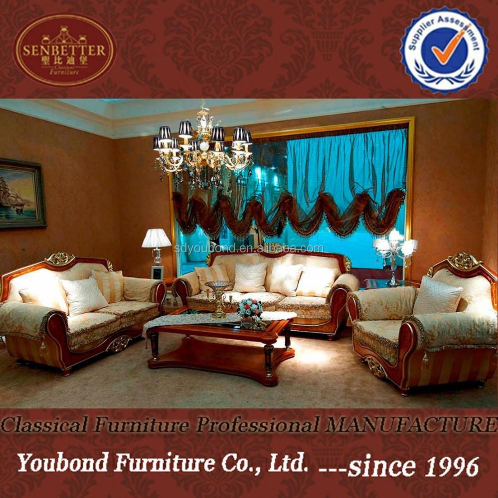 2015 Hot Sales Classic Sofa Furniture 10050 Classic
