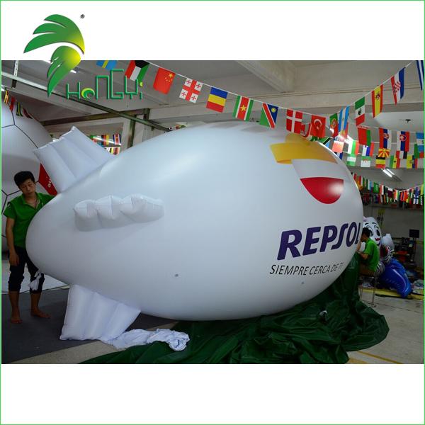 inflatable zeppelin helium balloon (2)