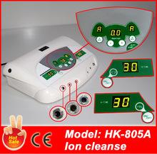 Dual Systerm Ion Detox Foot Máquina HK-805A con MP3