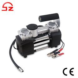 2015 New model battery operated air compressor 12v car air compressor