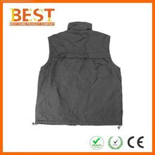 Top grade best sell battery heated hunting fishing vest