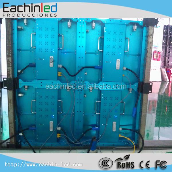 Blue P5 P6 Aluminum LED Panel (5)