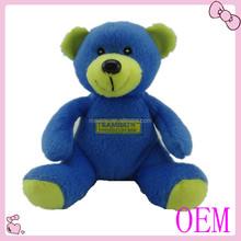 Lovely fashion bear plush