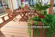 Wood touch,Natueal feel round table and chair set