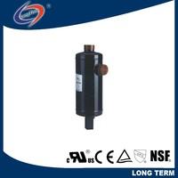 LTY SERIES REFRIGERATION VERTICAL OIL SEPARATOR FOR REFRIGERANT SYSTEM