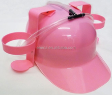 High quality fancy dress halloween hat wholesale pink drinking beer hat oktoberfest HT9071