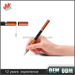 2015 new novelty precision disc tip stylus with ballpoint