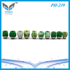 Fast delivery !!! phimis newest jade drip tip , 2 puffs drip tip , drip tip wholesale factory