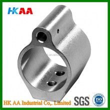 Mk 12 SPR Gas Manifold .875' Bbls Stainless Steel