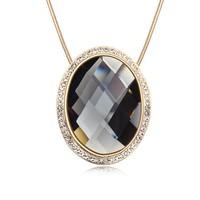 11293 import ami fashion jewelry squirrel necklace