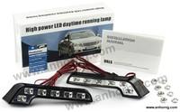 daytime running light for car LED Daytime Runnging light CE RHOS Certification