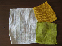 2015 Waste cotton disposable wipe cloth cleaning cloth for floor
