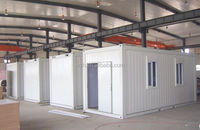 CE passed prefabricated house / container house for living