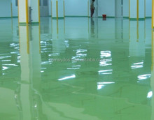 Seamless Mirror Finish Self Leveling Epoxy Floor Paint cheap than floor tiles