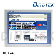 """DT-P150-P rugged touch screen 15"""" touchscreen industrial panel pc with I5 CPU RAM 2GB PCI extend port"""