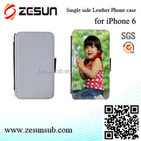 good quality sublimation single sider printalbe leather flip case for samsung galaxy e7