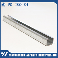 China Manufacturer Factory Supply C Channel Specification