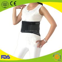 Neoprene breathable basketball back support belt ZJ-212