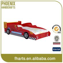 Good Prices Tailored Racing Car Trundle Bed