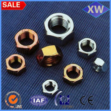Long hex nut of titanium nut size m15 for car/bicycle/track use
