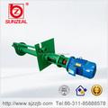 Resistente al desgaste pulpa y papel bomba de pozo profundo sumergible