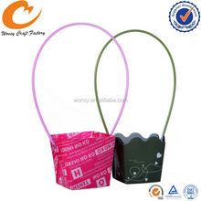 Hard PP bags, PP plastic bag, PP gift bag