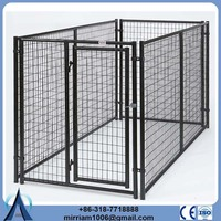 Used Dog Kennels or galvanized comfortable acrylic pet cage