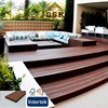 140mm*20mm Solid WPC Decking Board Good Price WPC Flooring Wood Plastic Composite Decking