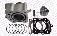 70mm Big bore Kit Change Water 250CC to 300CC Zongshen Shineray Bashan Taotao Dirt Bike Pit Bike ATVs Quad