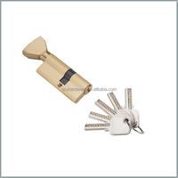 electronic cylinder lock