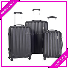 Beauty Polycarbonate Aluminum Colorful Polo Suitcase Polo
