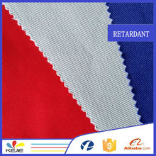 Wholesale FR Reflective Flash Protection 200gsm 100% Cotton Flame Retardant Fabric For Workwear