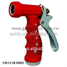 Full Size Insulated Grip Metal Trigger Nozzle With Cap