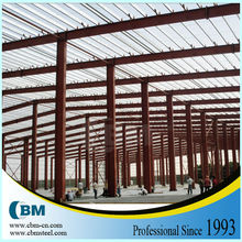 China low cost prefabricated steel structure workshop