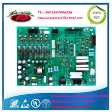 Customized silicone for potting electronic circuit board