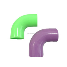 intercooler samco silicone hoses/Silicone 90 Degree Reducer Elbow Hose Pipe