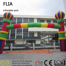 Original manufacturer grand opening inflatable arch