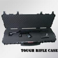 Tsunami waterproof fiberglass rifle gun safes case