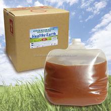 Soil Conditioner components plant origin lactic acid bacteria, glucide, natural salt, water