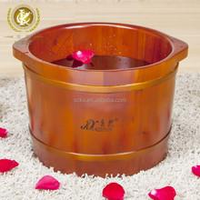 Sichuan Kangxi wooden basin for foot steam bath