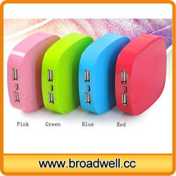 Good Quality Made in China Beautiful Colorful Full Capacity 4400mAh Mobile Battery for Blackberry