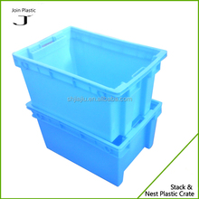 2015 Popular plastic moving box for sale