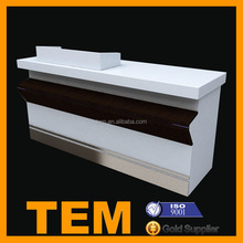Basic Design High Quality Metal Customer Sevice Counter
