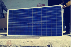 Polycrystalline Silicon Material and1956*992*50mm Size Solar Panel - Factory Direct Sale