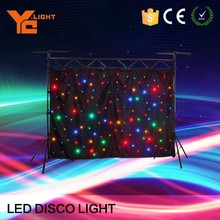 ODM Offered Stage Light Factory Rgbw Star Curtain Led Effect Lights