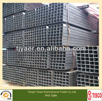 ERW Colded Formed Square Rectangular Tubes