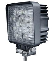 hot sales 9leds 27W 12V 24V led worklight