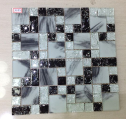 Make In China Glass Mosaic New Design Tile Foshan Factory