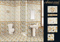 30x45 bathroom tile, ceramic wall tile, decoration, border